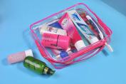 Little Mouse Clear PVC Cosmetic Makeup Bag Pouch