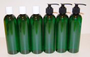 """Gorgeous Green"" 240ml Cosmo Bullet Bottles Set"