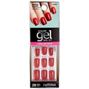 Hot Tamale Gel Nails