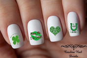 St. Patrick's Day Design #2 Nail Art Decal