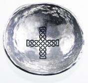 Cathedral Art Celtic Cross Trinket Dish, 5.1cm - 1.3cm