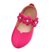 hunpta Children Shoes Girl Fashion Flower Kid Shoes Solid All Match Casual Shoes