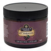 Captain's Choice 45th Parallel Shaving Cream 150ml