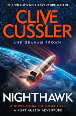 Nighthawk: NUMA Files #14 (The NUMA Files)