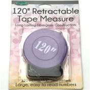 Sullivans 300cm Purple Retractable Tape Measure