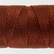 WonderFil Specialty Threads Sue Spargo Eleganza 2-ply #8 Perle Cotton solids, Raked Leaves