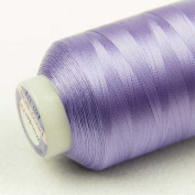 WonderFil Specialty Threads DecoBob Lilac, 2-ply Cottonized Polyester, 80wt