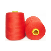 Selric [16000 Yards] 100% Spun Polyester Sewing Thread Large Cone All Purpose Thread [Size 402] 20 Colours Available