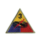 Reproduction World War 2 US Army 3rd Armoured Division