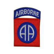Reproduction World War 2 US 82nd. Airborne Arm Patch