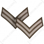 WW2 Reproduction British Rank Stripes - Corporal