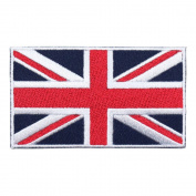 British Military Union Flag Uniform Patch