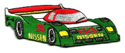 DKAORU Racing - Race Car - Sports - Embroidered Iron On Patch - D Happy crafting