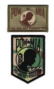 POW MIA You Are Not Forgotten Bundle 2pcs Patch by Miltacusa