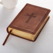 KJV Compact Large Print Lux-Leather Tan [Large Print]