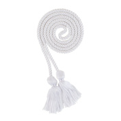 White Honour Cord Academic Apparel