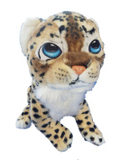 """Cheap Budget Small Baby Tiger Leopard Lion Cute Cuddly Gift 12"""" 30cm"""