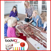 Body IQ Educational Board Game Human Body Education Anatomy Fun Kids Juniors SPECIAL PRICE DISCOUNTED