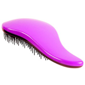 Lurry Detangling Hair Brush Comb, Glide the Detangler Brush through Tangled Hair Comb