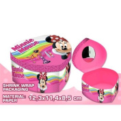 Minnie Mouse Heart Jewellery Box with Mirror