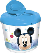 Milk Powder Dispenser with 3 Compartments Mickey Mouse