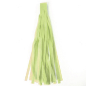 Assorted Tissue Garlands Bunting Ballroom Paper Hanging Tassels Holiday Wedding Pom Party Decoration Kits Paper Decorations x 10