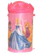 Disney Princess Pop Up Hamper Laundry Basket with Dome Lid