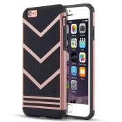 iPhone 7 Plus Case,AutumnFall Modern Slim Geometric Design Anti-slip Shockproof Armour Case Cover for iPhone 7 Plus