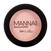 Manna Kadar Cosmetics Powder Blush Entice, Matte