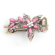 Hairpins,Lisingtool Vintage Jewellery Crystal Hair Clips For Hair Clip Tools