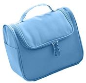 iSuperb Hanging Toiletry Bag Roomy Waterproof Organiser Travel Bag Toiletbag Wash Bag Cosmetic Bag Makeup Handbag for Travelling Men Women 9.5x 7.18cm x 12cm