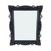 Retro desktop mirror / vanity mirror / cosmetic mirror