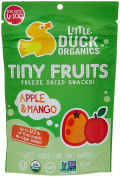 Little Duck Organics Tiny Fruits - Apple & Mango - 20ml
