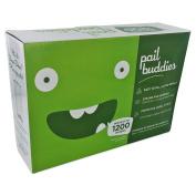 Pail Buddies Nappy Pail Refills For Nappy Dekor Plus Nappy Pails - 2 Pack