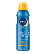 NIVEA Sun Protect and Refresh Spray Breeze with SPF 50 200 ml