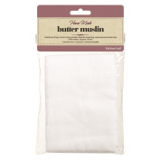 Kitchen Craft KCBMUSLIN Home Made Butter Muslin - White
