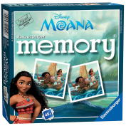 Ravensburger UK 21244 Disney Moana Mini Memory Game