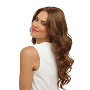Aoert Charming Long Body Wave Synthetic Wig Heat Resistant Middle Part Wigs for Women 70cm with Wig Cap