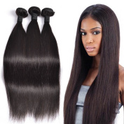 Peruvian hair 3 bundles 300g straight weave