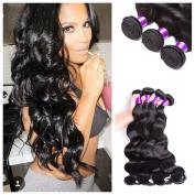 JiSheng Remy Hair Bundles Brazilian Body Wave Wet And Wavy Virgin Brazilian Hair Weave Bundles 50g/pcs Cheap Body Wave Bundles 7A Unprocessed Virgin Human Hair 3 Bundles