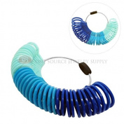 Plastic Ring Sizer Finger Jewellers 36 Pieces Jewellery Gauge