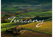 The Seasons of Tuscany Calendar