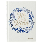 Journal Hardcover He Is Risen