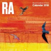Royal Academy of Arts Wall Calendar 2018