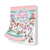 Hunkydory Little Book of Boutique Chic - 144 pages LBK173