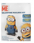 32ct Minions Valentine's Day Mailbox Kit with Valentines