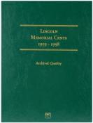 Littleton 1959-1998 Lincoln Memorial Cent Folder by Littleton