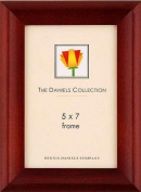 Dennis Daniels Gallery Woods Contour Frames 13cm . x 18cm . walnut