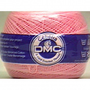 Brand New Cebelia Crochet Cotton Size 30-Baby Pink Brand New
