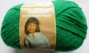 Evergreen Natura Sport and Baby Sayelle Knitting and Crochet Yarn
